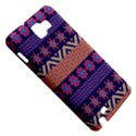 Colorful Winter Pattern Samsung Galaxy Note 1 Hardshell Case View5