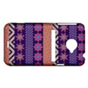 Colorful Winter Pattern HTC Evo 4G LTE Hardshell Case  View1