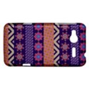 Colorful Winter Pattern HTC Radar Hardshell Case  View1