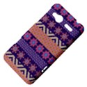 Colorful Winter Pattern HTC Radar Hardshell Case  View4