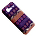 Colorful Winter Pattern HTC Incredible S Hardshell Case  View5