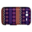 Colorful Winter Pattern HTC Wildfire S A510e Hardshell Case View1