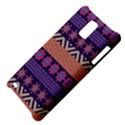 Colorful Winter Pattern Samsung Infuse 4G Hardshell Case  View4