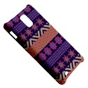 Colorful Winter Pattern Samsung Infuse 4G Hardshell Case  View5