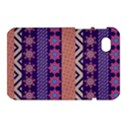 Colorful Winter Pattern Samsung Galaxy Tab 7  P1000 Hardshell Case  View1