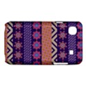 Colorful Winter Pattern Samsung Galaxy SL i9003 Hardshell Case View1