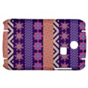 Colorful Winter Pattern Samsung S3350 Hardshell Case View1
