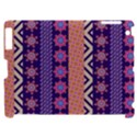 Colorful Winter Pattern Apple iPad 2 Hardshell Case (Compatible with Smart Cover) View1