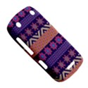 Colorful Winter Pattern BlackBerry Curve 9380 View5