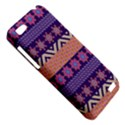 Colorful Winter Pattern HTC One V Hardshell Case View5