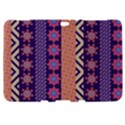 Colorful Winter Pattern Samsung Galaxy Tab 8.9  P7300 Hardshell Case  View1