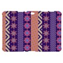 Colorful Winter Pattern Samsung Galaxy Tab 10.1  P7500 Hardshell Case  View1