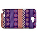 Colorful Winter Pattern Samsung Galaxy Note 2 Hardshell Case View1