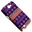 Colorful Winter Pattern Samsung Galaxy Note 2 Hardshell Case View5