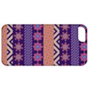 Colorful Winter Pattern Apple iPhone 5 Classic Hardshell Case View1