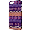 Colorful Winter Pattern Apple iPhone 5 Classic Hardshell Case View3