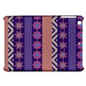 Colorful Winter Pattern Apple iPad Mini Hardshell Case View1