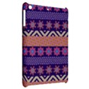 Colorful Winter Pattern Apple iPad Mini Hardshell Case View2