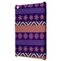 Colorful Winter Pattern Apple iPad Mini Hardshell Case View3
