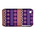 Colorful Winter Pattern Apple iPhone 3G/3GS Hardshell Case (PC+Silicone) View1