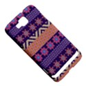 Colorful Winter Pattern Samsung Ativ S i8750 Hardshell Case View5