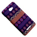 Colorful Winter Pattern HTC Butterfly X920E Hardshell Case View5