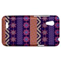 Colorful Winter Pattern HTC Desire VT (T328T) Hardshell Case View1