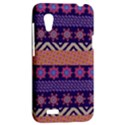 Colorful Winter Pattern HTC Desire VT (T328T) Hardshell Case View2