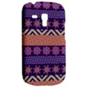 Colorful Winter Pattern Samsung Galaxy S3 MINI I8190 Hardshell Case View2