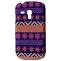 Colorful Winter Pattern Samsung Galaxy S3 MINI I8190 Hardshell Case View3