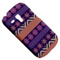 Colorful Winter Pattern Samsung Galaxy S3 MINI I8190 Hardshell Case View5