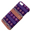 Colorful Winter Pattern Apple iPhone 5 Hardshell Case with Stand View4