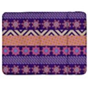 Colorful Winter Pattern Samsung Galaxy Tab 7  P1000 Flip Case View1