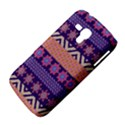 Colorful Winter Pattern Samsung Galaxy Duos I8262 Hardshell Case  View4