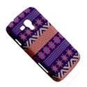 Colorful Winter Pattern Samsung Galaxy Duos I8262 Hardshell Case  View5