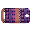 Colorful Winter Pattern HTC One SV Hardshell Case View1