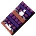 Colorful Winter Pattern Nokia Lumia 925 View4