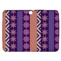 Colorful Winter Pattern Samsung Galaxy Tab 3 (10.1 ) P5200 Hardshell Case  View1