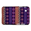 Colorful Winter Pattern Samsung Galaxy Tab 2 (7 ) P3100 Hardshell Case  View1