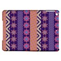 Colorful Winter Pattern iPad Air Hardshell Cases View1