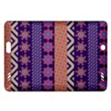 Colorful Winter Pattern Amazon Kindle Fire HD (2013) Hardshell Case View1