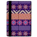 Colorful Winter Pattern iPad Mini 2 Flip Cases View4
