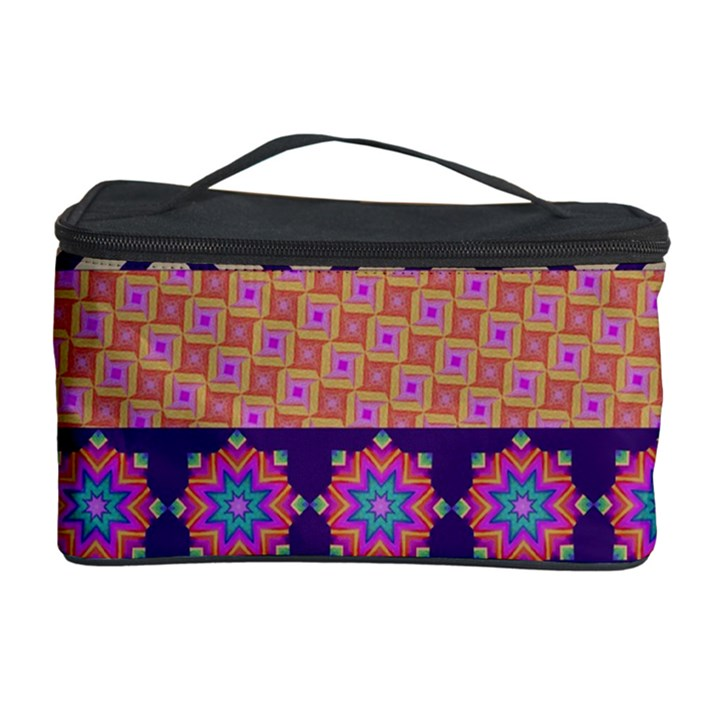Colorful Winter Pattern Cosmetic Storage Case