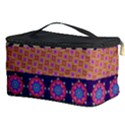 Colorful Winter Pattern Cosmetic Storage Case View3