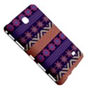Colorful Winter Pattern Samsung Galaxy Tab 4 (7 ) Hardshell Case  View5