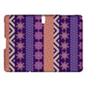 Colorful Winter Pattern Samsung Galaxy Tab S (10.5 ) Hardshell Case  View1