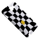 Dropout Yellow Black And White Distorted Check Samsung Galaxy Note 1 Hardshell Case View5