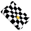 Dropout Yellow Black And White Distorted Check Kindle Touch 3G View5