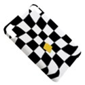 Dropout Yellow Black And White Distorted Check Kindle 3 Keyboard 3G View5