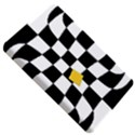 Dropout Yellow Black And White Distorted Check Kindle Fire (1st Gen) Hardshell Case View5